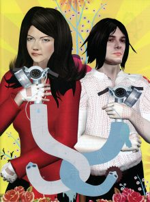white stripes : 2003