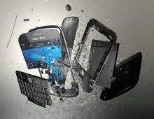 inside blackberry's woes : 2011