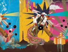 DJ Uppercut : Pieces : 2004